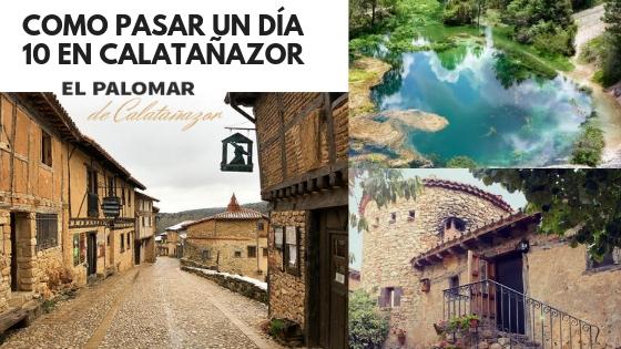 Cómo pasar un día 10 en Calatañazor
